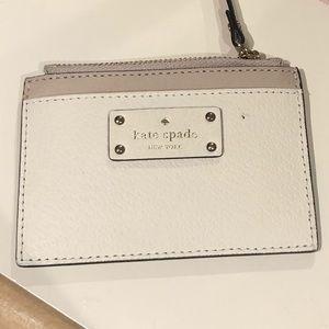 New Kate Spade card case